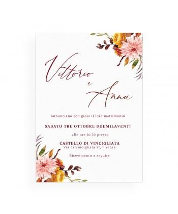 Sweet Autumn - Partecipazione