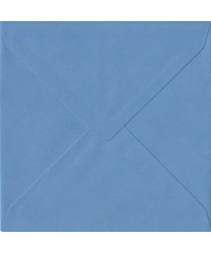 Busta Blu china 15 x 15