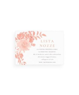 Flower Garden - Lista Nozze
