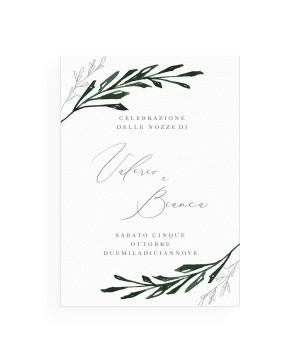 The Graceful Thyme - Libretto Messa