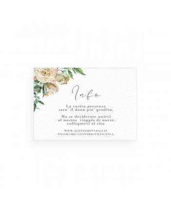 Garden Roses  - Lista Nozze